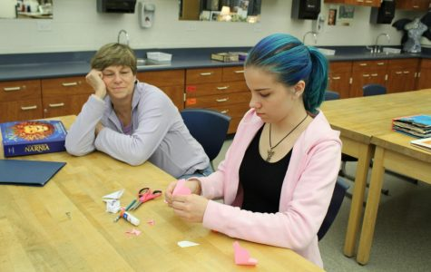 Boiling passions lead students to STEAM Night