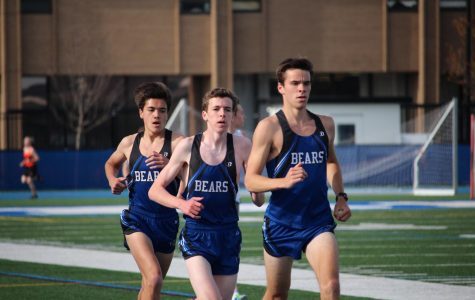 Racing to the finish line: senior track members head to state