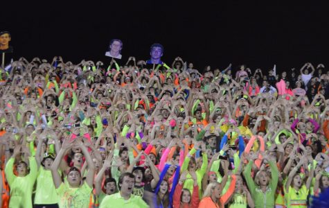 Student section club looks to revamp traditions, further unify LZHS activities