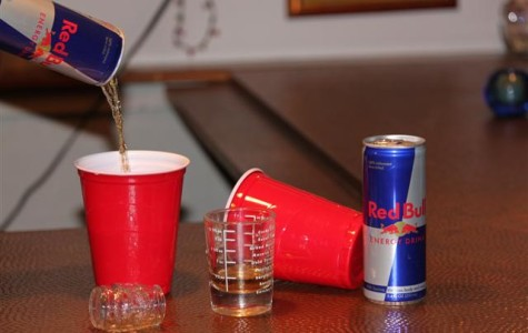 Alcoholic energy drinks face scrutiny