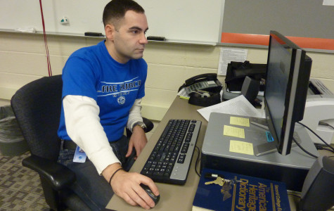 New faculty joins LZHS: Christopher Holland