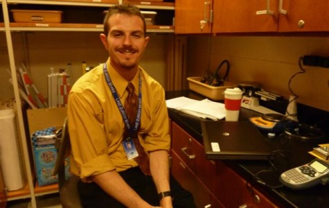 New faculty joins LZHS: Donald Castans
