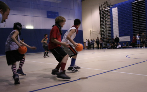 Middle school dodge ball tournament raises money for Charity Bash