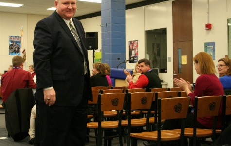 New LZHS principal selected