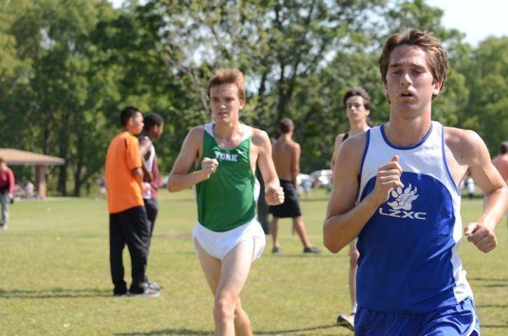 Athlete receives surgery, runs again
