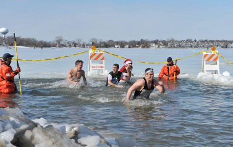 Purple Plunge to raise money for American Cancer Society