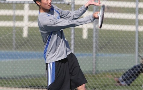 March Highlights: boys' tennis