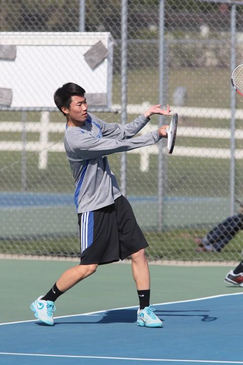 March Highlights: boys' tennis