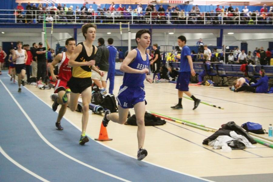 March Highlights: Boys track