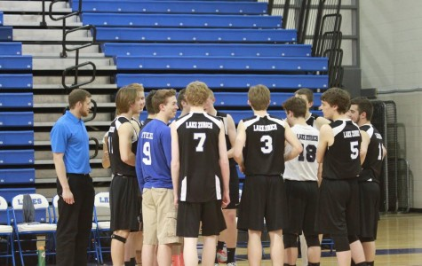 March Highlights: boys' volleyball