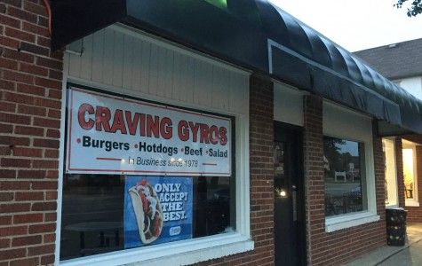 Craving Gyros is expected to have a large menu with a wide variety of options, according to Koliopoulos. Some of the menu items include hamburgers, polish sausages, hotdogs, Italian beef, salads, french fries, and of course, gyros.