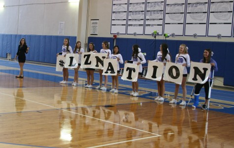 #LZNation announced at back to school assembly