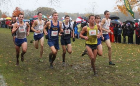 Boys cross country: staying strong with loss of seniors