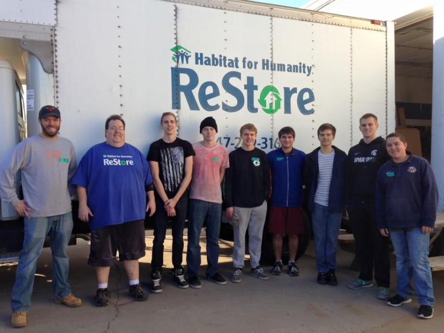 Habitat for humanity: changing lives one house at a time