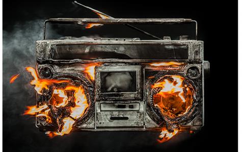 Green Day releases new album Revolution Radio