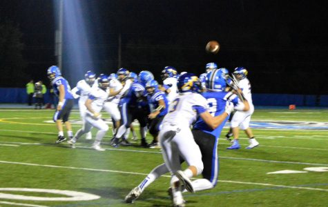 The Bears continue their winning streak against Lake Forest