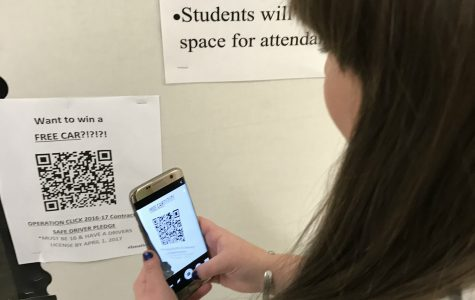Operation click rewards students for pledging to drive safely