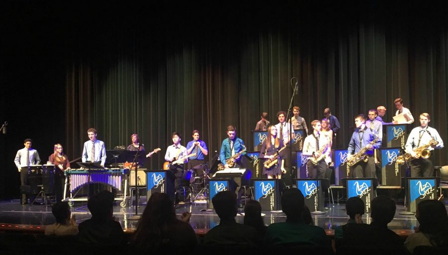 Jazz+Band+to+showcase+different+talents