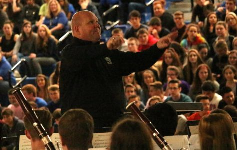 Final all-school assembly recognizes student, faculty achievements