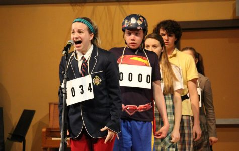Spell, laugh, and cringe at Drama Club's Spelling Bee