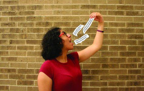Creating art through spoken word