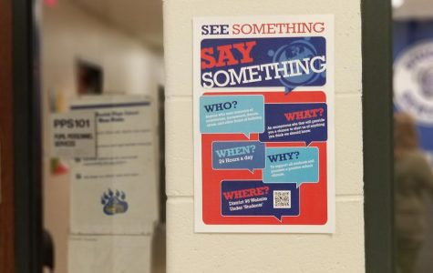 """""""See Something, Say Something"""" keeps students safer, says dean"""