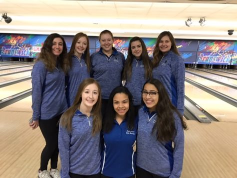 Boys' and girls' bowling teams achieve victories at regionals and sectionals