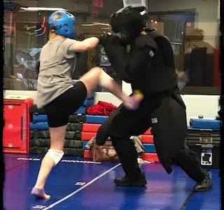 Staying alert: self-defense class being offered to female upperclassmen