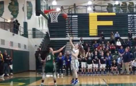 Girls' basketball dominates Stevenson in Class 4A Sectional