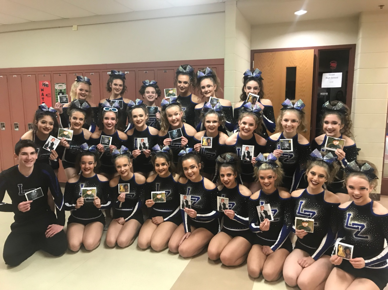 Northview Cheerleaders Take Gold At Auburn Camp; Four Headed To ...