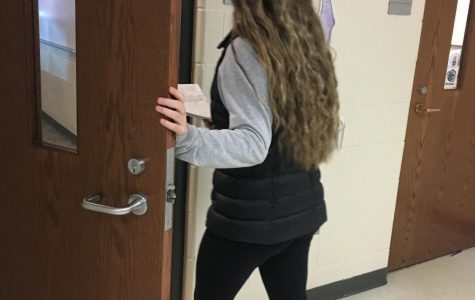 Get involved, run in the halls: become a study hall aid
