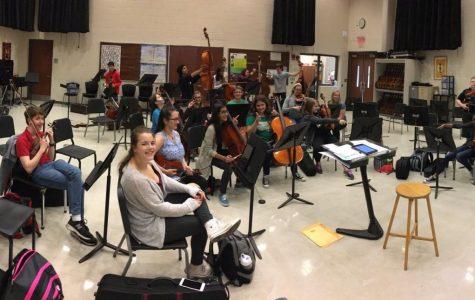 Bear Strings modernizes orchestra