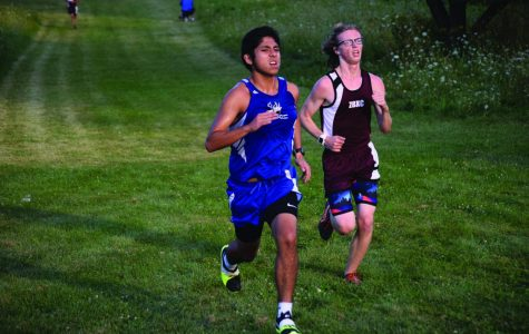 Hard work beats talent: how two LZHS athletes significantly improved with hard work over time