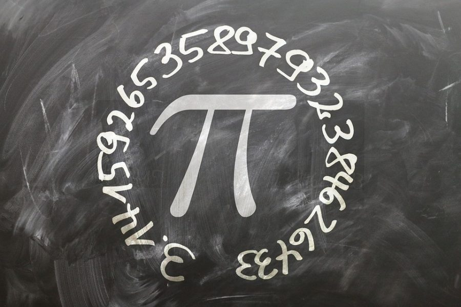 Pi day was celebrated at LZHS
