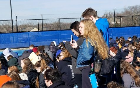 Students, LZHS community divided on events surrounding school walkout