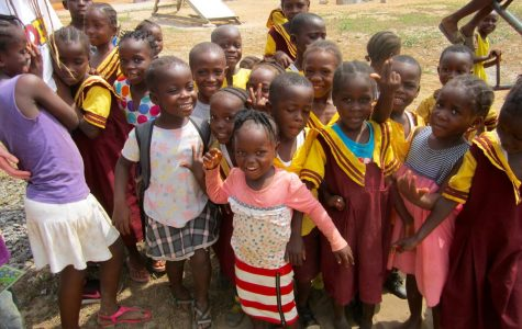 Kits for Kidz: one student's dedication to helping schoolchildren in Liberia