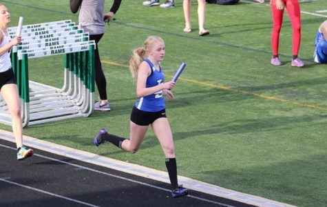 Going the extra distance: what it took for one 4×8 relay to break school record