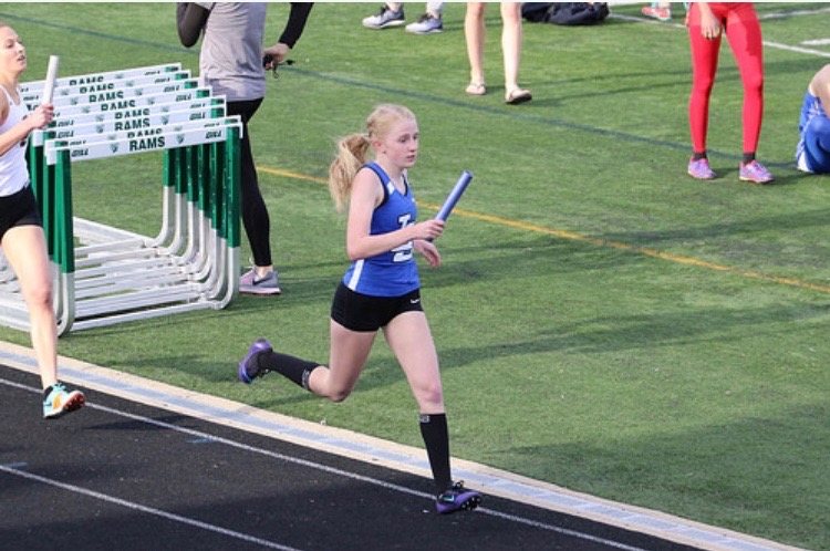 Going the extra distance: what it took for one 4x8 relay to break school record
