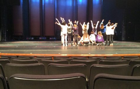 Show choir helps members express themselves with positive environment