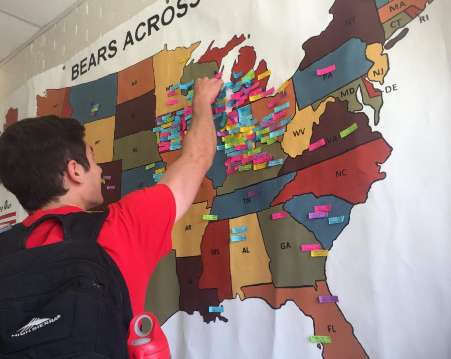 LZ celebrates National College Decision Day