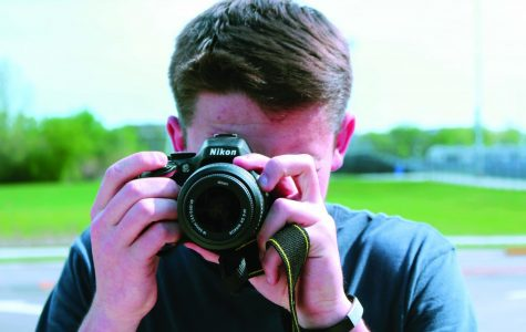 Paving his own way: self taught student finds a love for photography