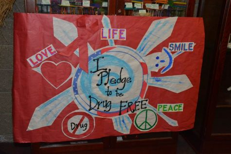 Red ribbon week to teach awareness