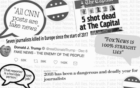 Recent criticism and attacks on the media have lead to violence and danger for journalists all around the world. It's time for Americans to stop calling reputable sources we don't personally agree with