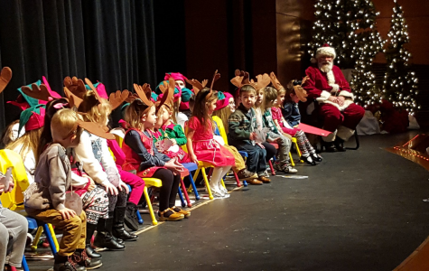 Preschoolers to put on annual holiday show