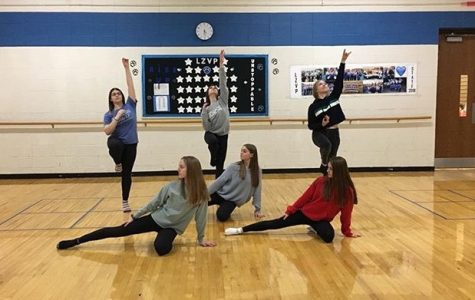 Winter, Fire, Snow: Orchesis and choir to perform combined piece
