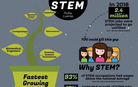 A passion for STEAM: three girls and their aspiring career paths