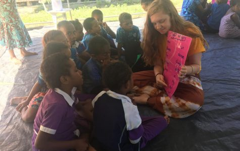 Traveling for a cause: the impact of volunteer trips on students