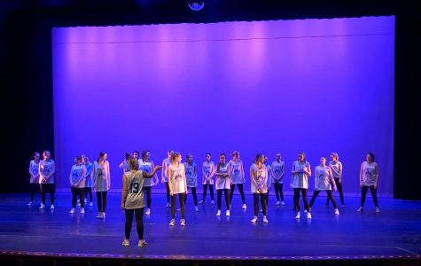 Taking to the stage: orchesis to perform annual show