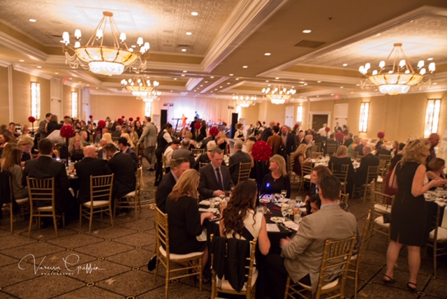 Community+members+gather+together+for+the+Gala+last+year.+The+District+95+Foundation+Gala+will+take+place+on+March+2%2C+this+year.