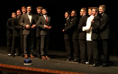 Senior boys to compete for Mr. LZ crown